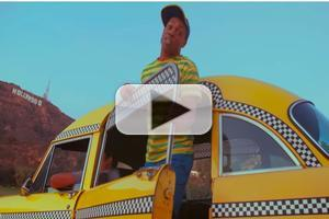 VIDEO: Broadway's Todrick Hall Channels 'Fresh Prince' to Announce New MTV Series