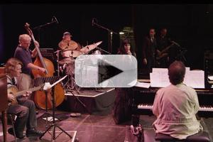 STAGE TUBE: Lady Gaga & Tony Bennett Rehearse 'Bewitched, Bothered, Bewildered'