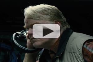 VIDEO: The Late Philip Seymour Hoffman on A MOST WANTED MAN