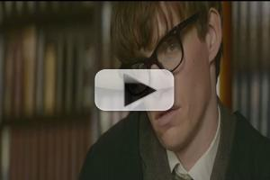 VIDEO: Eddie Redmayne in All-New Clip from THE THEORY OF EVERYTHING