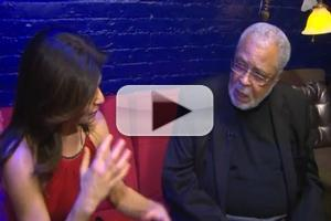 VIDEO: James Earl Jones & Kristine Nielsen Talk Broadway's YOU CAN'T TAKE IT WITH YOU