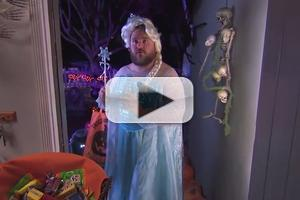 VIDEO: JIMMY KIMMEL Explains How to Prepare for Influx of FROZEN Costumes this Halloweeen!