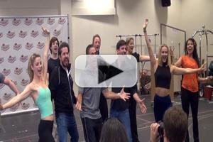 BWW TV: In Rehearsal with Tony Danza & the Cast of HONEYMOON IN VEGAS- Watch a Sneak Peek!