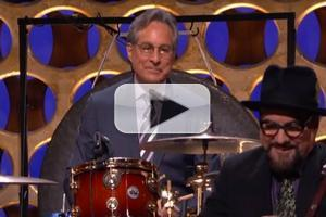 VIDEO: Max Weinberg Returns on Last Night's CONAN!