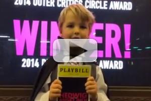 STAGE TUBE: Iain Gives HEDWIG AND THE ANGRY INCH a Double Thumbs Up!