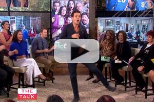 VIDEO: 'The McCarthy's Joey McIntyre Shows Off Pre-Show Dance Moves on THE TALK