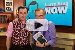 VIDEO: Alan Cumming Talks Return to CABARET, New Book, 'Good Wife' & More on LARRY KING NOW