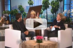 VIDEO: Jake Gyllenhaal Gets the Scare of a Lifetime on ELLEN!