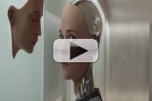 VIDEO: First Look - Two New Trailers for Sci-fi Thriller EX MACHINA