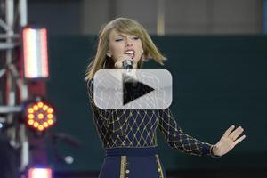VIDEO: Check Out All 3 Taylor Swift Performances on Today's GMA!