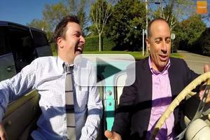 VIDEO: First Look - Jimmy Fallon, Kevin Hart & More Set for New Season of Seinfeld's 'COMEDIANS IN CARS'