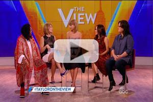 VIDEO: Taylor Swift Talks New Album, Move to NYC & More on THE VIEW