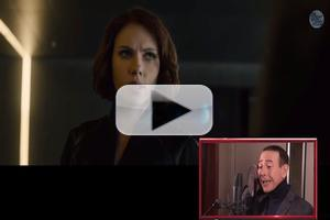 VIDEO: Watch Paul Reubens Do AVENGERS Trailer Voice-Over as Pee Wee Herman!