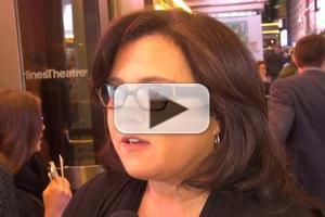 BWW TV: On the Red Carpet for THE REAL THING with Rosie O'Donnell, Peter Gallagher & More!