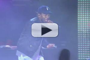 VIDEO: Kendrick Lamar Celebrates Return of LeBron James with Live Performance