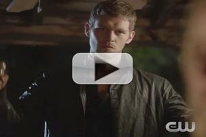 VIDEO: Sneak Peek - 'Red Door' Episode of The CW's THE ORIGINALS