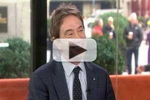 VIDEO: Martin Short Talks New Book, SNL Days & More on TODAY