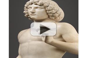 VIDEO: The MET Restores Tullio Lombardo's 'Adam' for Display