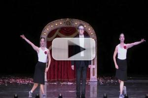 STAGE TUBE: Sneak Peek at THREE ACTS, TWO DANCERS, ONE RADIO HOST at Olympia Theater