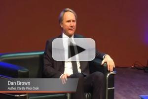 STAGE TUBE: Author Dan Brown Says Book Burning is Not Intelligent Response