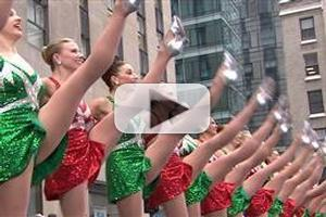 VIDEO: The Rockettes Give Sneak Peek at Radio City Christmas Spectacular on TODAY