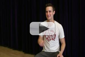 STAGE TUBE: Christopher Rice on the Making of '#TappyTroops'