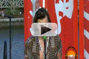 VIDEO: One Direction Performs 'Night Changes', 'What Makes You Beautiful' on TODAY