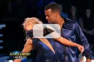 VIDEO: Alfonso Ribeiro Dances Through Injury & Pain to Move On to DWTS' Finals