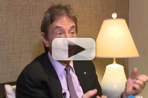 VIDEO: Martin Short Talks New Memoir, Ed Grimley, SNL & More