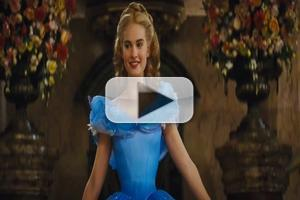VIDEO: First Look - Trailer for Disney's CINDERELLA Has Arrived!