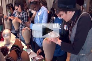 BWW TV Exclusive: Education@Roundabout Partners with IATSE for Hair, Make-Up and Wig Making Career Day!