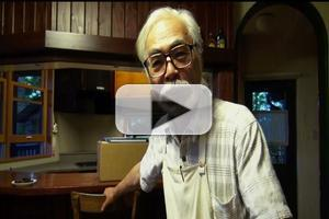 VIDEO: New Trailer, Poster for Studio Ghibli Doc THE KINGDOM OF DREAMS AND MADNESS