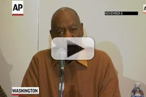 VIDEO: Cosby on Rape Allegations: 'There Is No Comment'; Raven-Symone Defends Co-Star