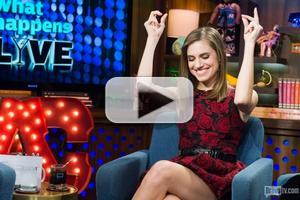 VIDEO: PETER PAN's Allison Williams Talks Co-Star Christopher Walken & More on Bravo