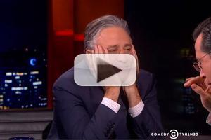 VIDEO: Jon Stewart Talks Directorial Debut Film 'Rosewater' & More on COLBERT