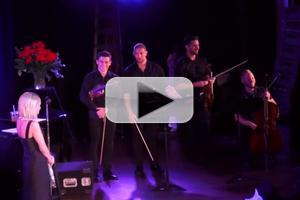 STAGE TUBE: Well-Strung Performs Leonard Cohen's 'Hallelujah' at Kristin Chenoweth Concert
