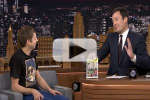 VIDEO: Michael Cera Talks Broadway's THIS IS OUR YOUTH & More on 'Tonight'