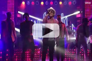 VIDEO: Mark Ronson, Bruno Mars Perform 'Uptown Funk' on SNL