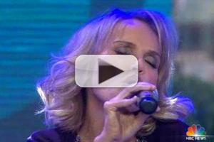 VIDEO: Kristin Chenoweth Performs 'Heart of the Matter' from New Album on TODAY