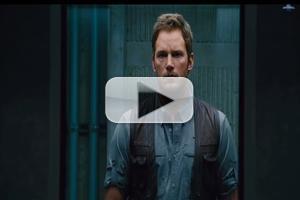 VIDEO: First Look - Chris Pratt in New Teaser for JURASSIC WORLD!