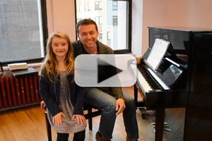 BWW TV Exclusive: Behind the Scenes of A LITTLE PRINCESS Concert at 54 Below with Andrew Lippa & Abigail Shapiro!