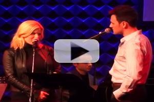 STAGE TUBE: Megan Hilty and Brian Gallagher Perform 'Fair, Kind and True' at Sonnet Repertory Theatre's Annual Benefit