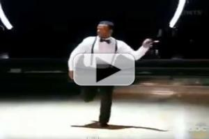 VIDEO: Alfonso Ribeiro Tap Dances His Way to a Perfect Score on DWTS