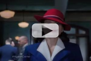 VIDEO: First Look - ABC's MARVEL'S AGENT CARTER Premiering January