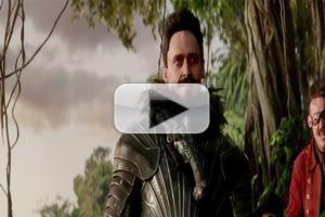 VIDEO: First Look - Hugh Jackman Stars as Blackbeard in Live-Action PAN!