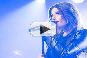 STAGE TUBE: Idina Menzel Performs Holiday Favorites at iHeartRadio Christmas Special!