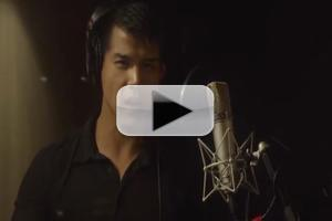 STAGE TUBE: Telly Leung Sings 'What Makes A Man' from Broadway-Bound ALLEGIANCE