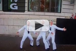 STAGE TUBE: ON THE TOWN Cast Opens the Macy's Thanksgiving Day Parade