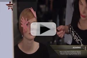 VIDEO: ALVARNO Mercedes Benz Fashion Week Madrid S/S 2015