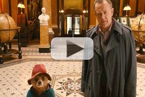 VIDEO: First Look- DOWNTON ABBEY's 'Lord Grantham' Stars in PADDINGTON